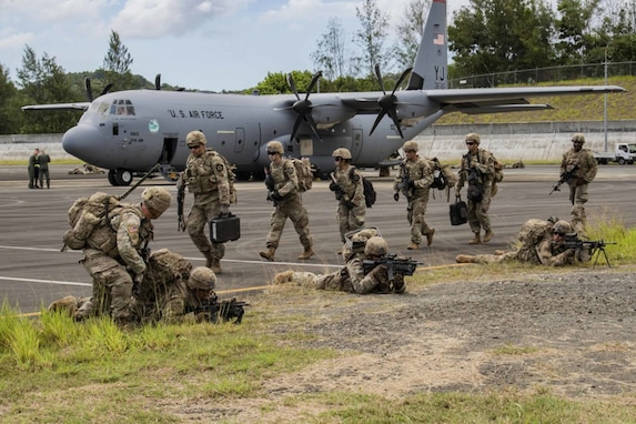Exercise Palau 2019 Marks Largest U.S. Army Presence on Palau In Three Decades