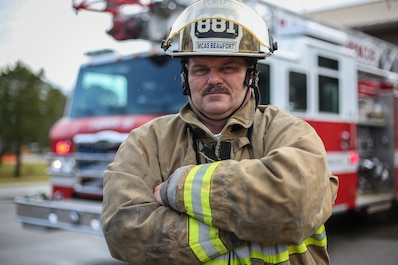 Fightertown's Fire Chief MCICOM civilian of the year