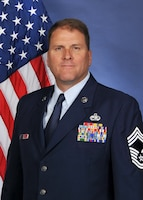 Chief MSgt. Timothy Day