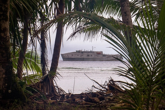 Pacific Partnership Continues Mission in Micronesia