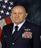 Chief Master Sergeant Mark R. Henriquez is the Superintendent, 15th Operations Group at Joint Base Pearl Harbor-Hickam, Hawaii. As the Operations Group senior enlisted leader he is directly responsible to the Group Commander for all enlisted matters, quality of life issues and morale trends for over 300 military and civilian personnel assigned to four operational squadrons at the largest joint-use airfield in the United States that executes Total Force combat/peacetime C-17A and F-22A global operations and provides C-37A and C-40 executive airlift for the CDRUSPACOM, USFK/CC, COMPACAF, and other senior military leaders. He is a key advisor to unit leadership and validates Squadron, Group, Wing and MAJCOM policies affecting the entire Operations Group officer and enlisted force.