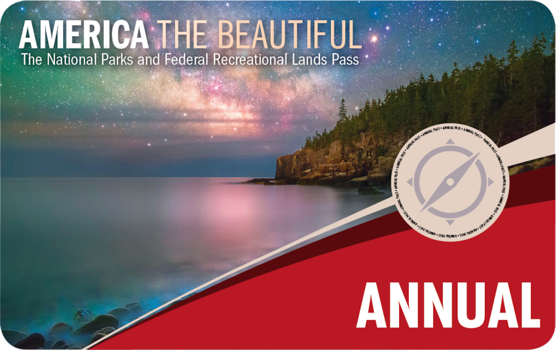 America the Beautiful National Parks and Federal Recreational Lands Interagency Passes are available for purchase at St. Louis District Lake Offices and Visitor Centers