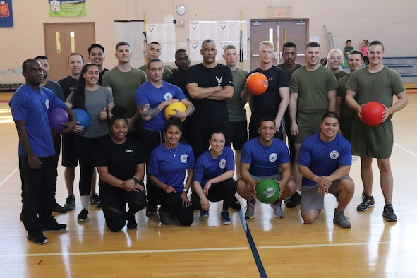 Westover holds Dodgeball Tournament