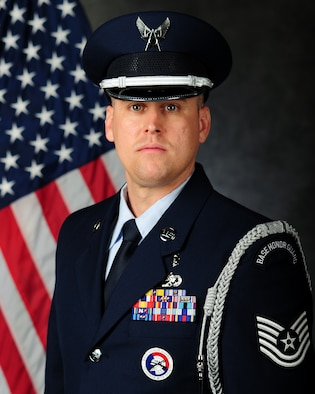 Tech. Sgt. Joshua White recently won an award for his distinguished efforts as the Whiteman AFB program manager.