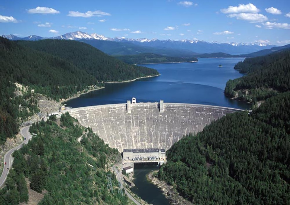 The Hungry Horse Dam project includes the dam, reservoir, powerplant, and switchyard. At the time of its completion the dam was the third largest dam, and the second highest concrete dam, in the world. The project plays an important role for meeting the power needs in the Pacific Northwest and flood risk management. It also contributes to other uses including irrigation and navigation.