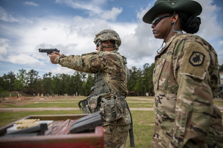 335th SC (T) Best Warrior Competition 2019