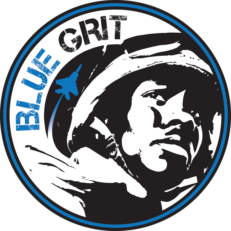Blue Grit logo (U.S. Air Force graphic)