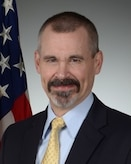Carl Unholz, Director of the Air Force Metrology and Calibration Division, located in Heath, Ohio