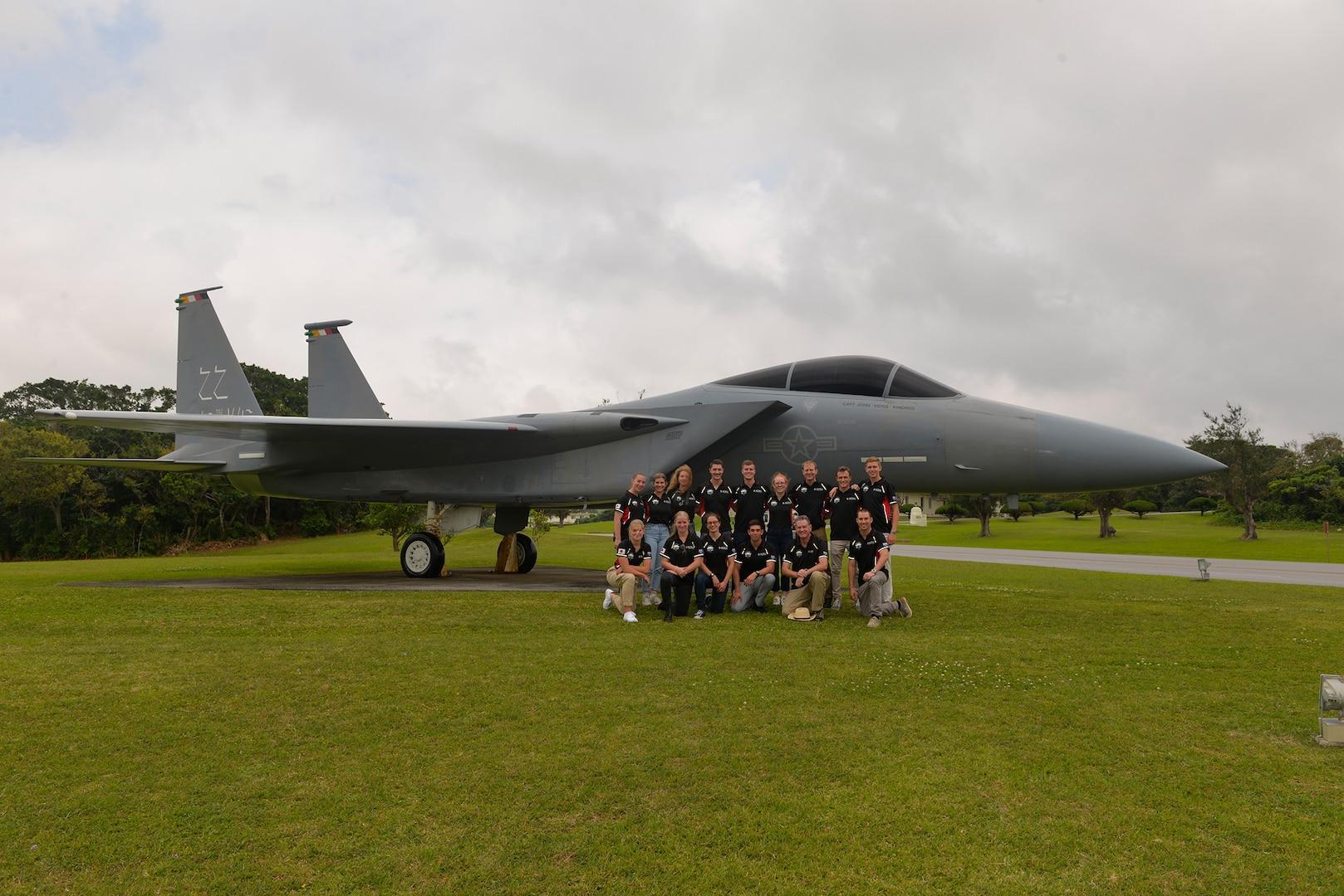 Australian Defence Force Academy Visits Kadana, Learns about the Battle of Okinawa