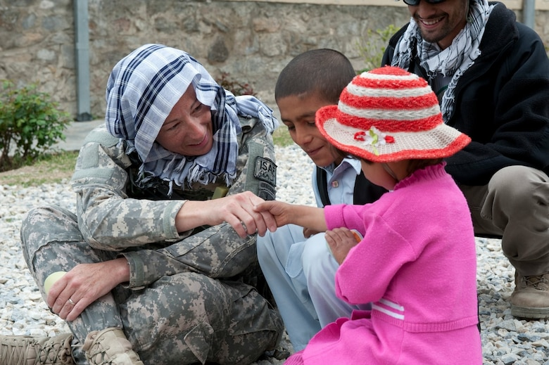 U.S. Army Reserve officer brings skills and passion to ARE EUCOM