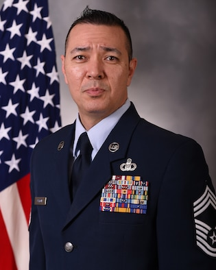 Chief Master Sgt. Allan L. Lawson is the Western Air Defense Sector senior enlisted leader and the 225th Air Defense Squadron chief enlisted manager.