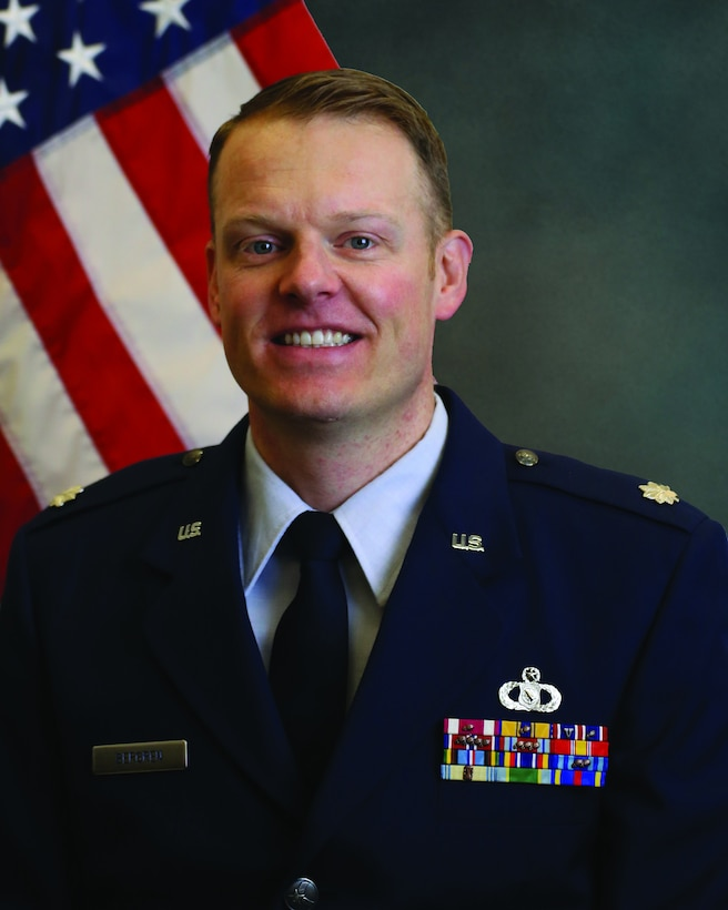 Lt. Col. Brian A. Bergren is the 225th Air Defense Squadron commander, Joint Base Lewis-McChord, Washington