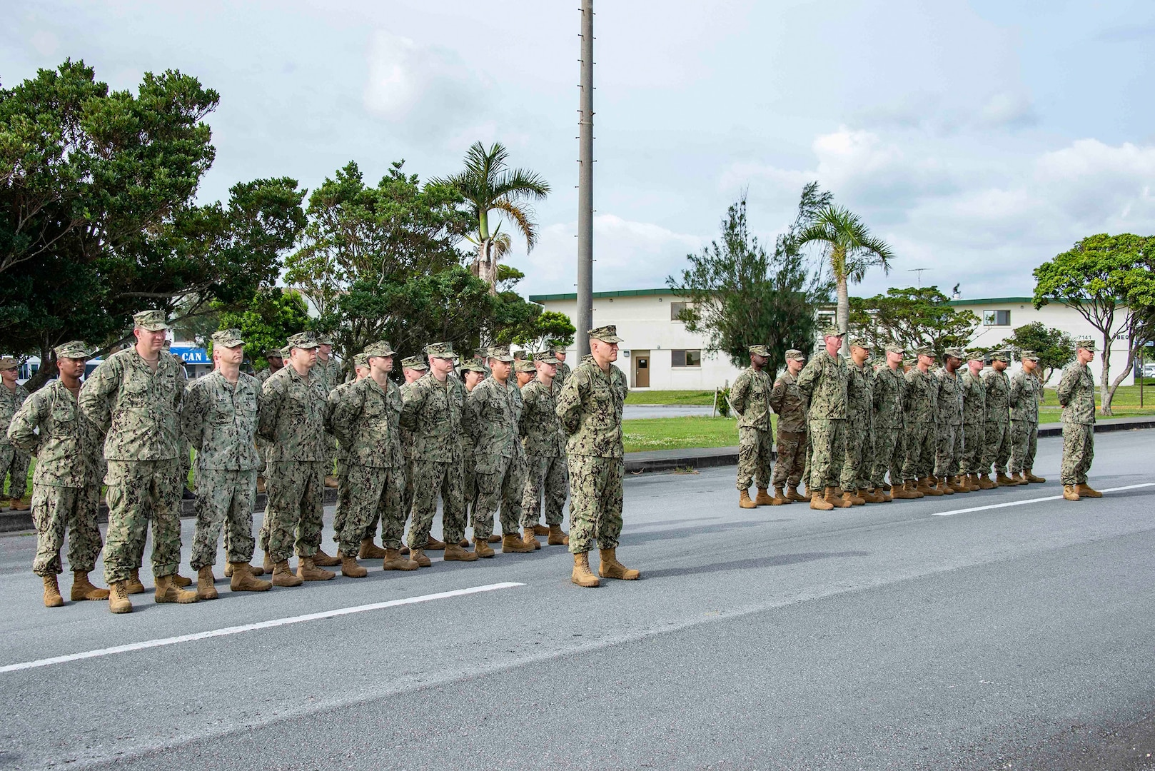 Naval Mobile Construction Battalion-3 Completes Indo-Pacific Deployment, Relieved by NMCB-4