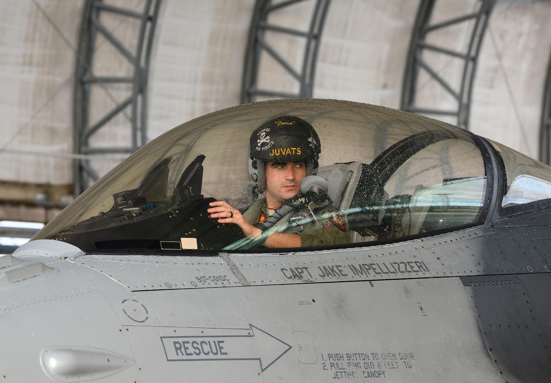 Airmen Sharpen Capabilities through Dispersal Exercise
