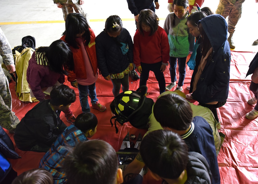 New program brings local children to Osan