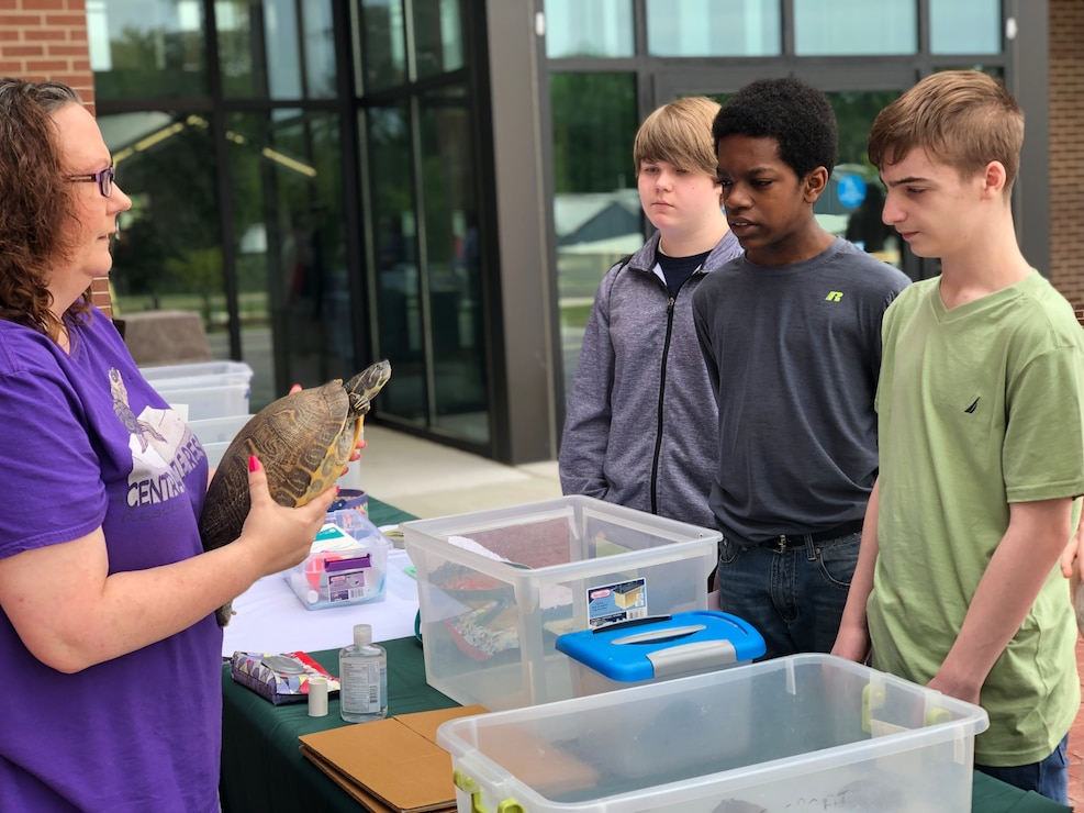 U.S. Army Engineer Research and Development Center  celebrates Earth Day 2019