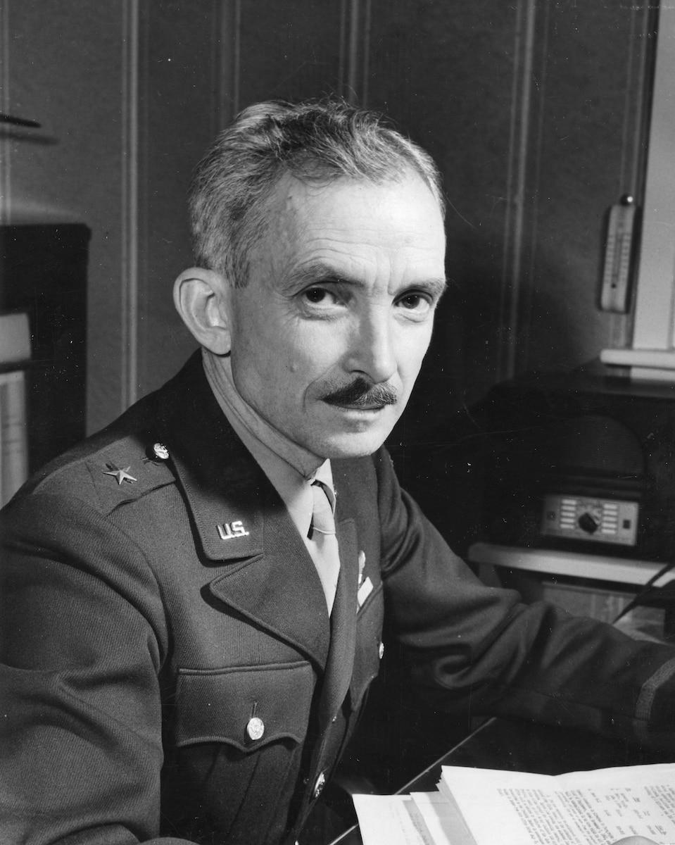 Brig. Gen. Isaiah Davies