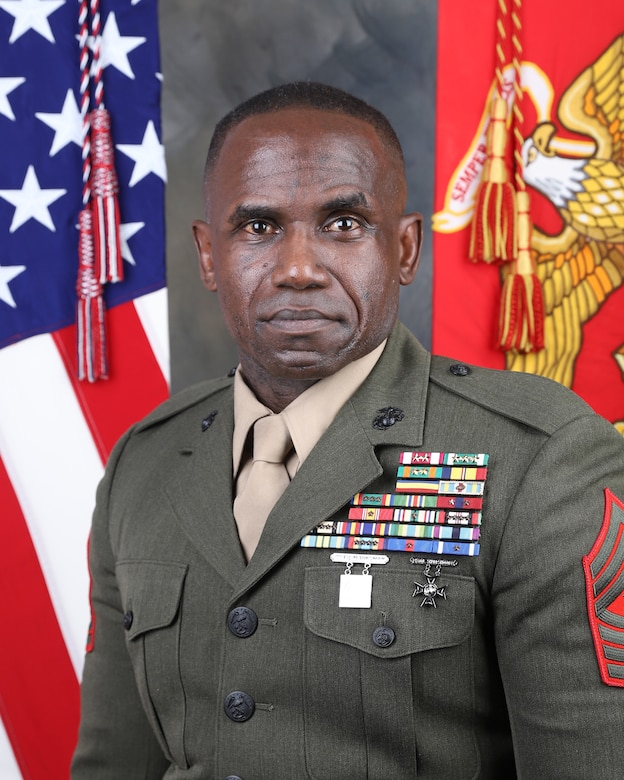 Sgt. Maj. Anthony N. Page
