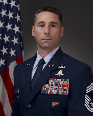 Biography photo of Chief Master Sergeant Paul Barbee