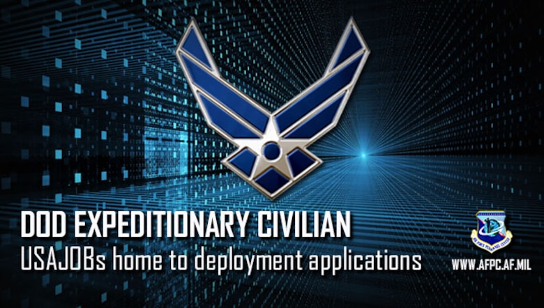 Air Force adopts USAJOBs as civilian deployment application platform