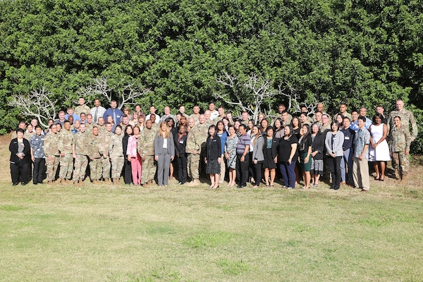 U.S. Army Pacific G-8 Hosts Annual Synch