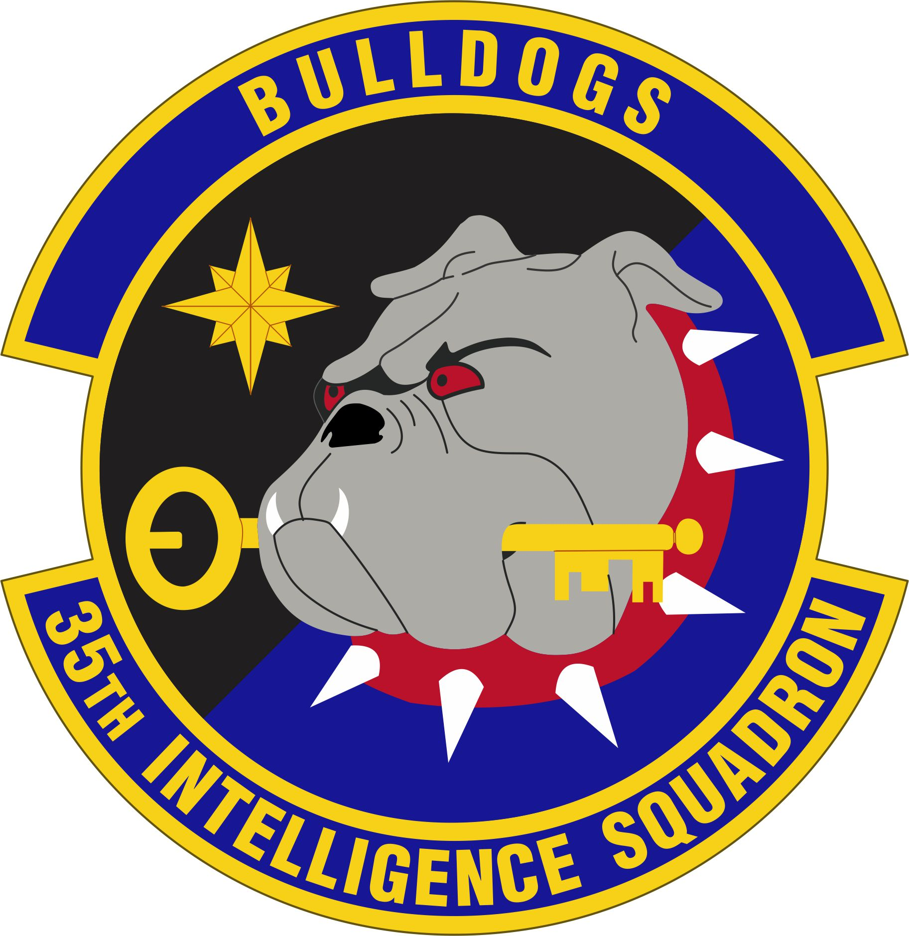 35 Intelligence Squadron Afisra Air Force Historical Research Agency Display