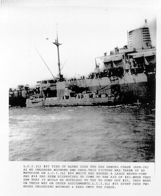 A photo of the LCI-85