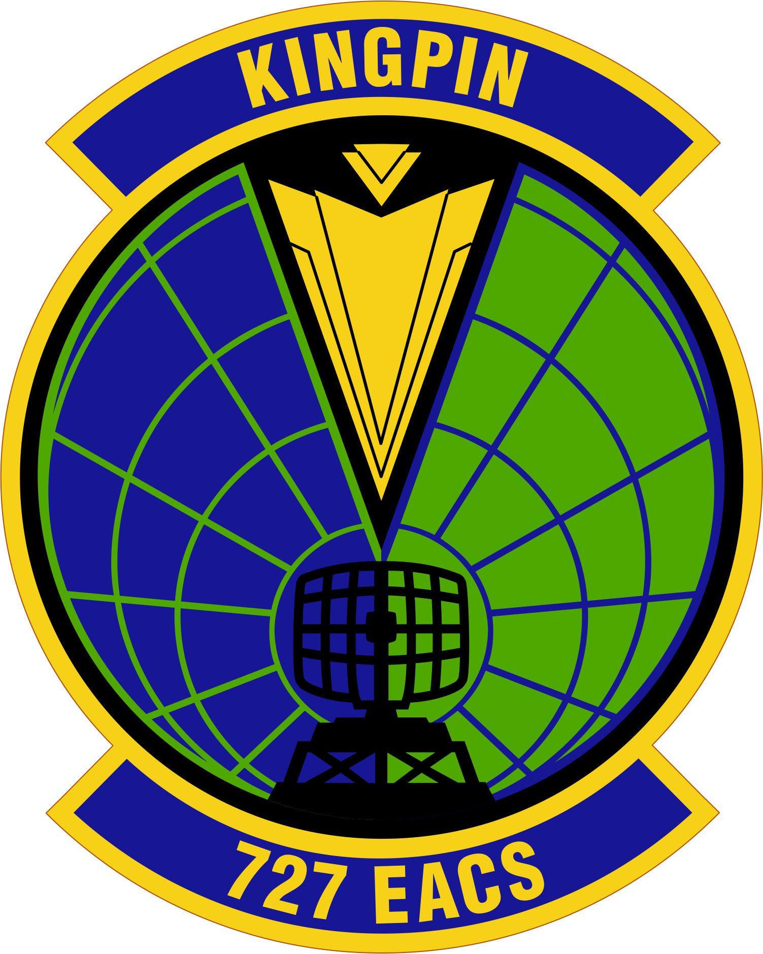 727 Expeditionary Air Control Squadron (ACC) > Air Force