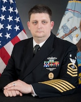 Master Chief J. Scott Fulton, USN