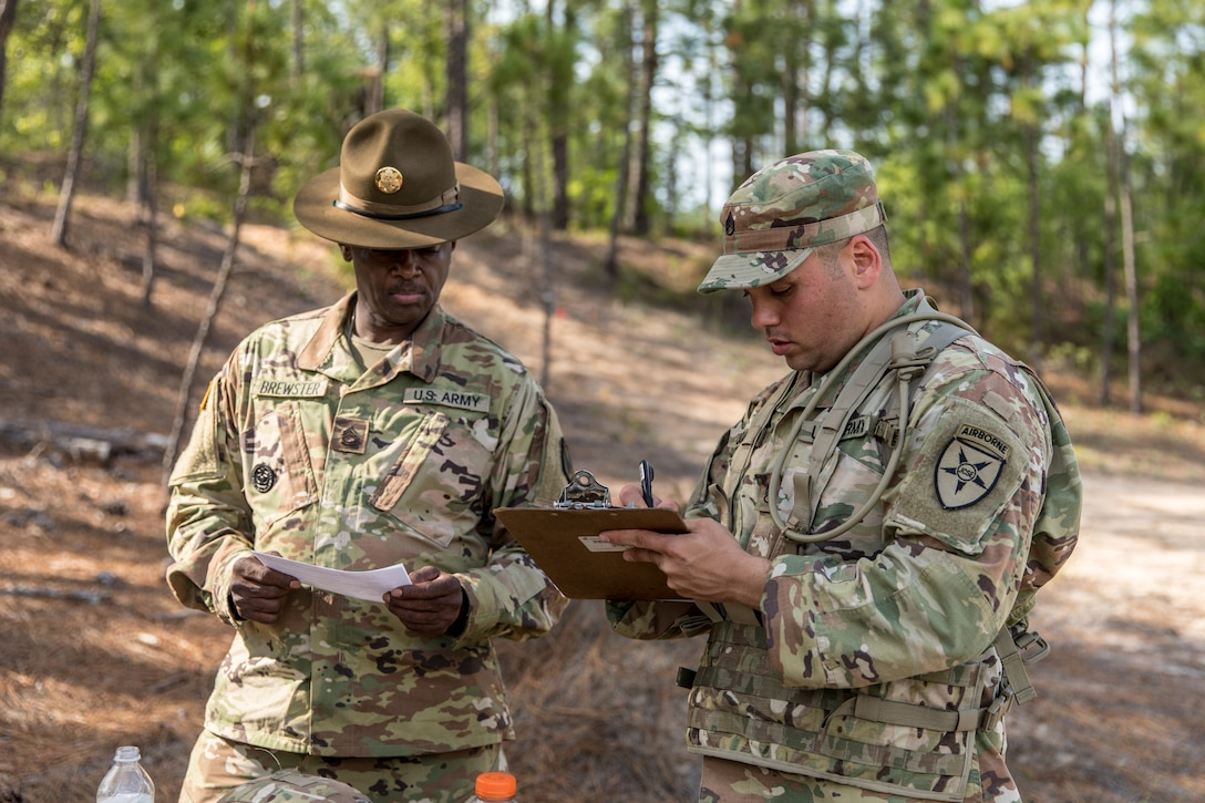 335th SC (T) Best Warrior Competition 2019, Day 1