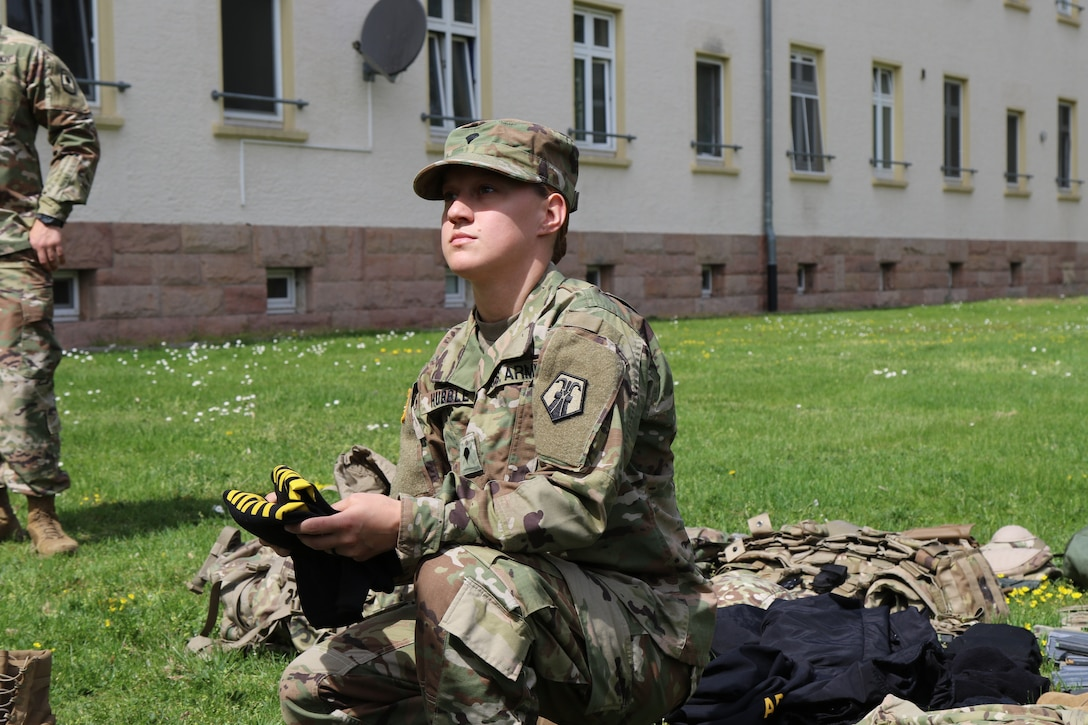7th Mission Support Command Best Warrior Competition 2019