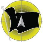 Space Flag logo (Courtesy graphic)