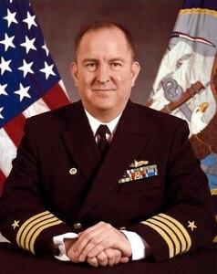 Captain Gustavo J. Vergara, Commander, Forward Deployed Regional Maintenance Center