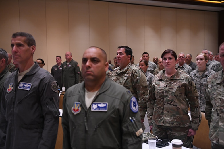 Over 360 senior leaders from across the Air National Guard gathered in Atlanta, Ga., April 22-26, 2019, for the 2019 ANG Senior Leadership Conference.