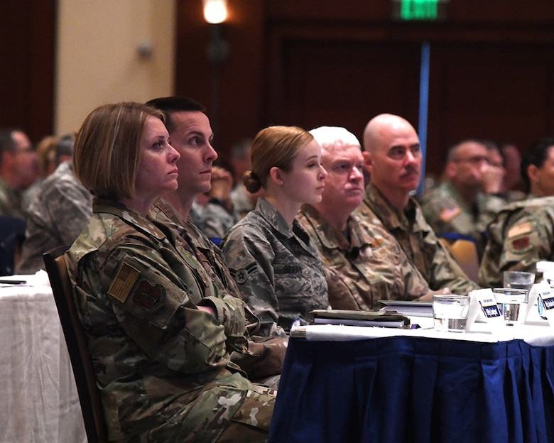 Over 360 senior leaders from across the Air National Guard gathered in Atlanta, Georgia, April 22-26, 2019, for the 2019 ANG Senior Leadership Conference.