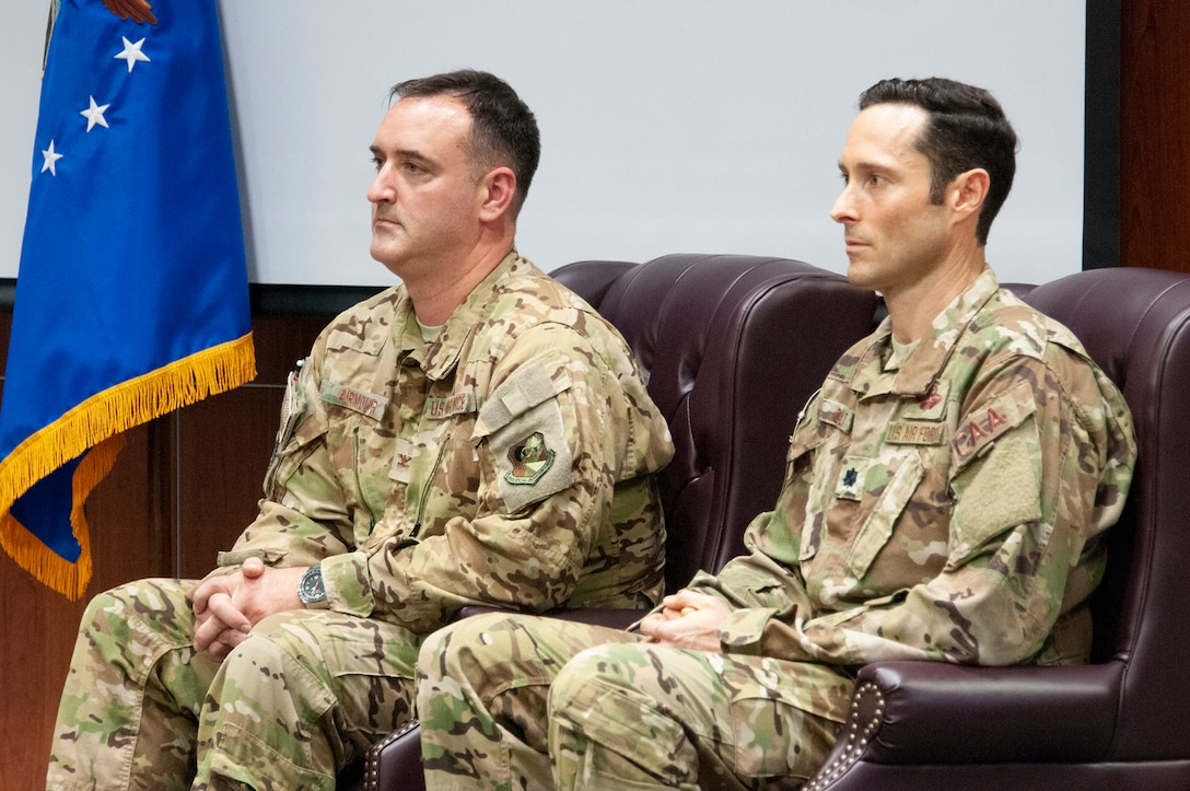 711th SOS welcomes new commander