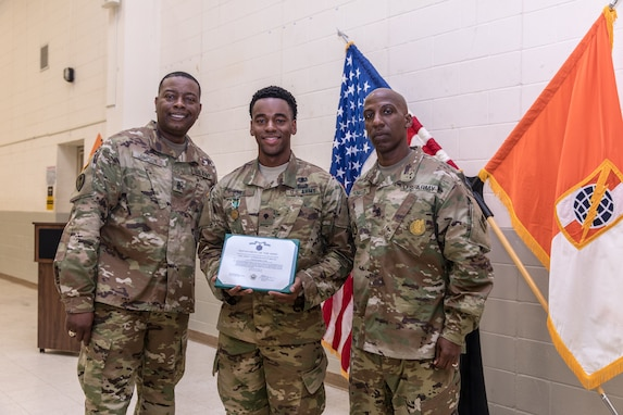 335th SC (T) Best Warrior Competition 2019, Day 3