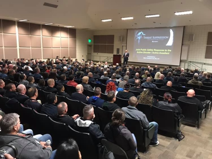 Utah Guard Hosts Active Shooter Training with State and Federal Agencies