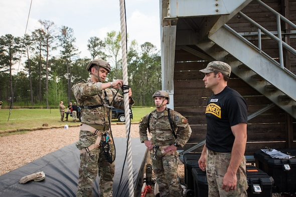 TACP Airmen compete in 2019 Best Ranger Competition