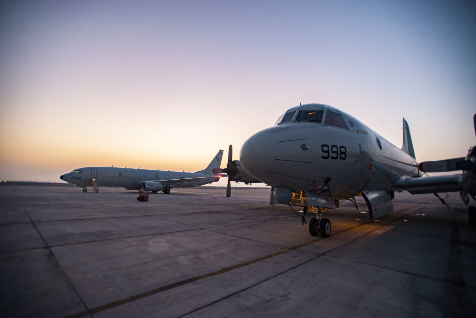 U.S. Navy P-8A to Join ADMM-Plus Maritime Security Exercise in Korea