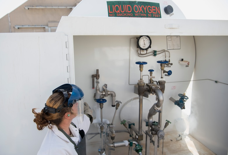 Cryogenics: Providing life source to aircrew across the AOR