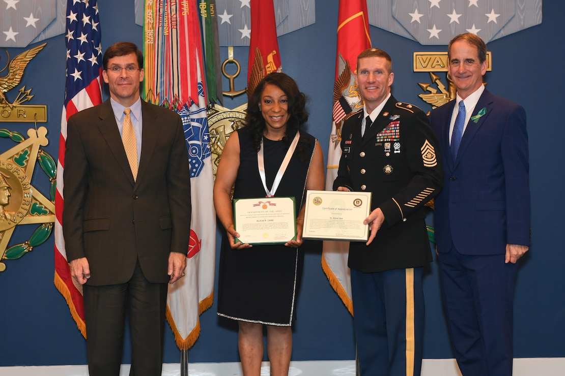 SWD SARC recognized by Army leadership