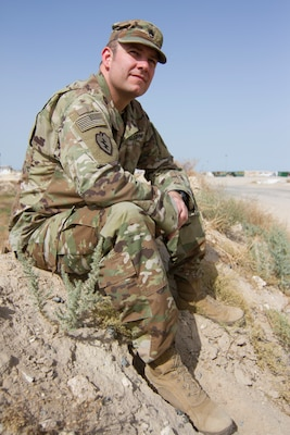Why I Serve: Purple Heart recipient dedicated to military