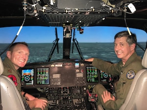 Pilots earn rating in new helicopter