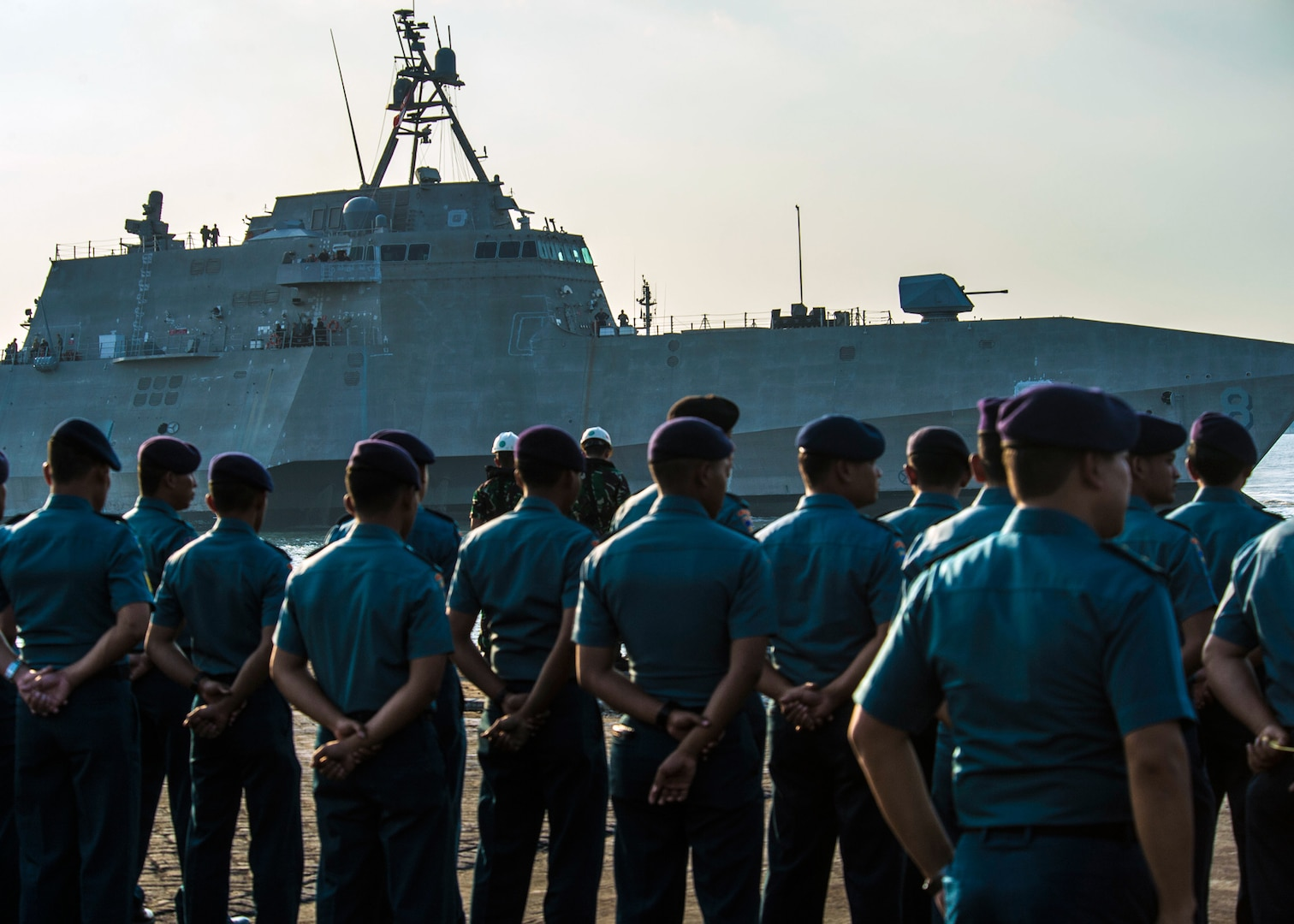 US, Indonesia begin Cooperation Afloat Readiness and Training Exercise