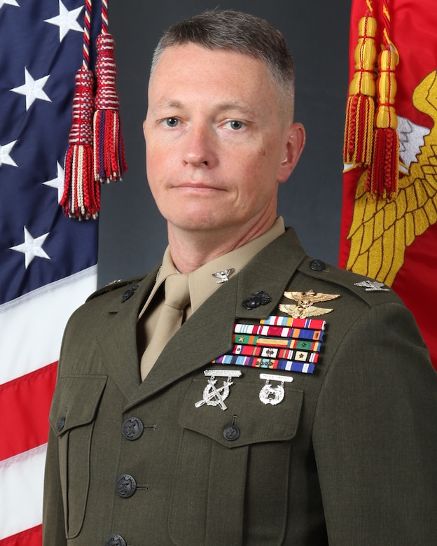 Colonel Mikel R. Huber