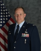 Colonel Chad M. Hynnek is the 132d Medical Group Commander, 132d Wing, Iowa Air National Guard, Des Moines, Iowa