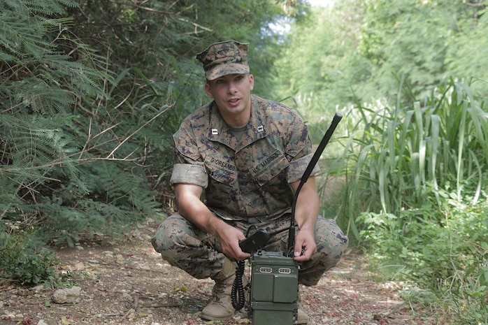 Integration event enables Marines, engineers to interact