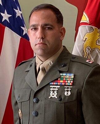 Inspector-Instructor, Military Police Company B LEB