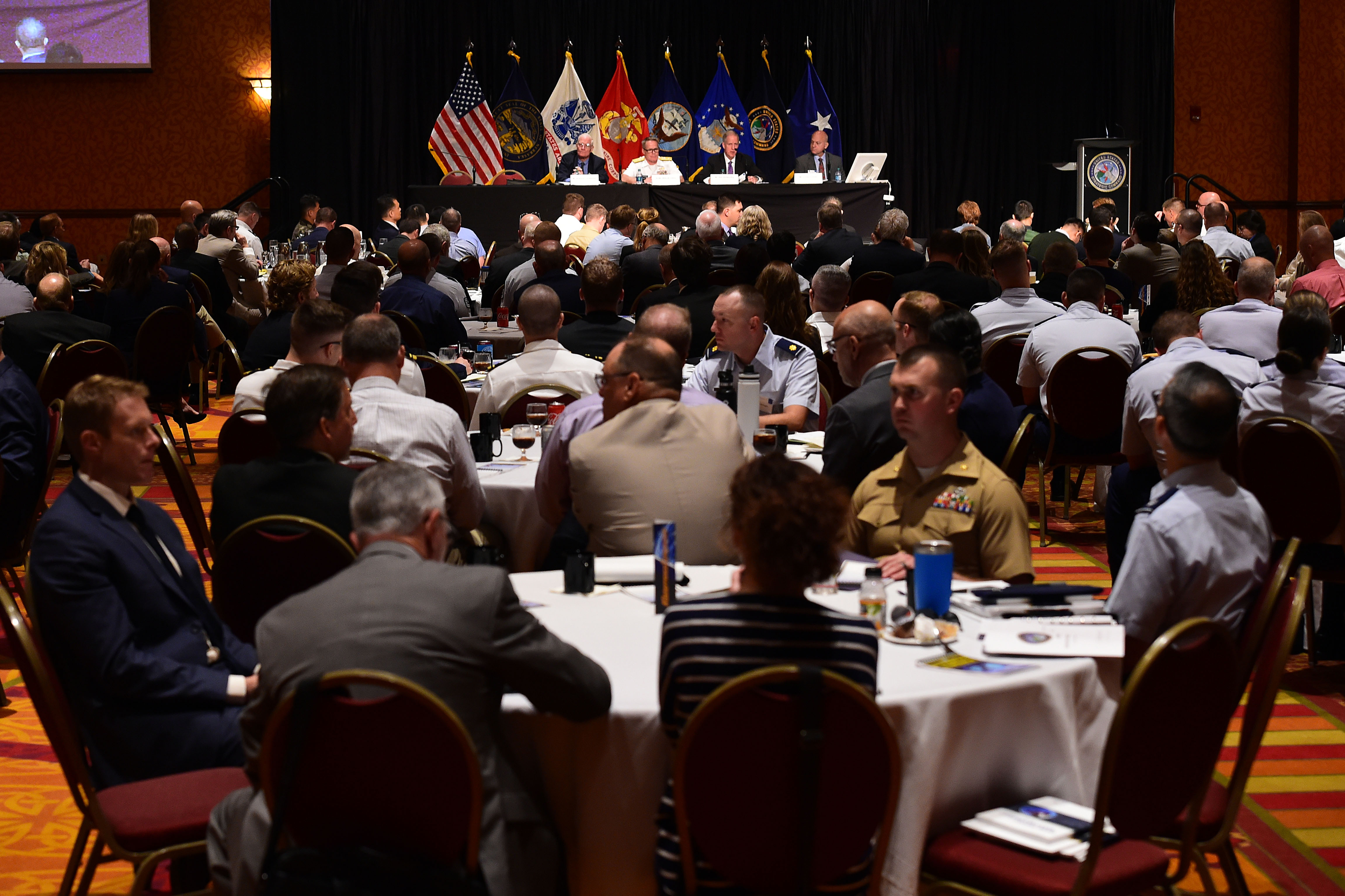 10th Annual USSTRATCOM Deterrence Symposium Focuses on Great Power
